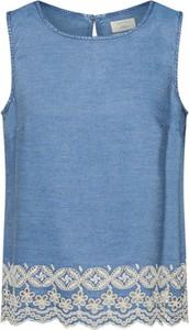 Niebieska bluzka Esprit