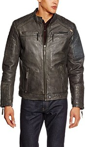 Brązowa kurtka M.O.D w stylu casual