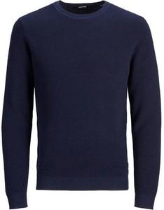 Bluza Jack Jones w stylu casual z bawełny