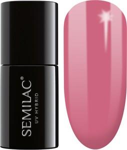 Semilac, lakier hybrydowy 064 pink rose