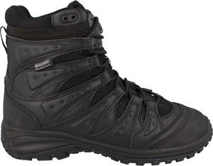 Buty trekkingowe Blackhawk sznurowane ze skóry
