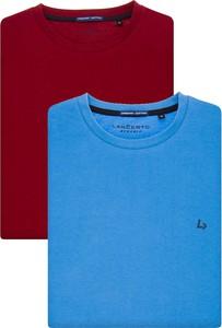 T-shirt LANCERTO z krótkim rękawem
