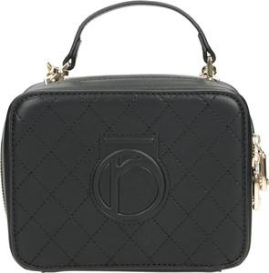 Czarna torebka NOBO średnia matowa