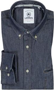 Koszula Lerros z jeansu