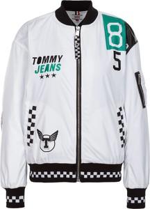 Kurtka Tommy Jeans w stylu casual krótka