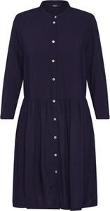Sukienka Only mini w stylu casual koszulowa