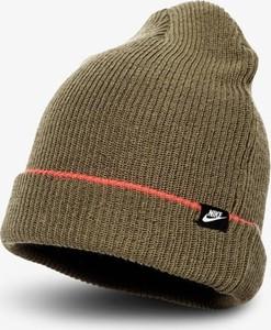 Zielona czapka Nike