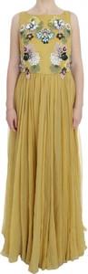 Sukienka Dolce & Gabbana gorsetowa