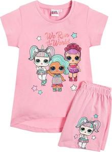 Różowa piżama Odzież Licencyjna