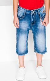 Spodenki dziecięce Ombre Clothing z bawełny