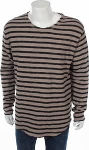 Brązowy sweter Tigha