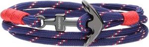 Manoki BA773N męska bransoletka w stylu marynarskim