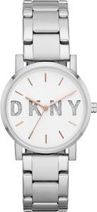 Zegarek DKNY - Soho NY2681 Silver/Silver