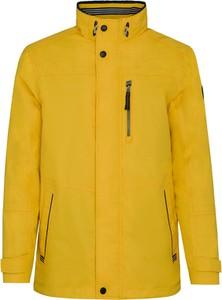 Żółta kurtka Lavard krótka