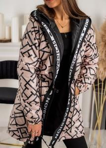 Kurtka Fason krótka w stylu casual