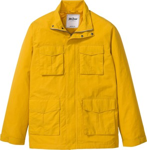 Żółta kurtka bonprix John Baner JEANSWEAR