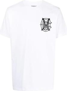 T-shirt Marcelo Burlon z krótkim rękawem z bawełny z nadrukiem