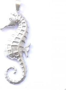 Venus Galeria Wisiorek - Konik morski duży biały
