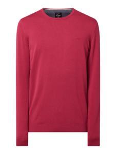Czerwony sweter S.Oliver Red Label