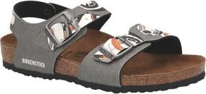 Buty dziecięce letnie Birkenstock z klamrami