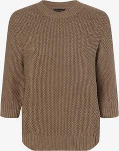 Sweter Franco Callegari w stylu casual z dzianiny