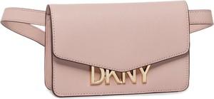 Różowa saszetka DKNY