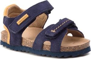 Buty dziecięce letnie Mayoral na rzepy ze skóry