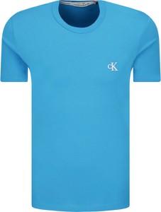 T-shirt Calvin Klein z krótkim rękawem