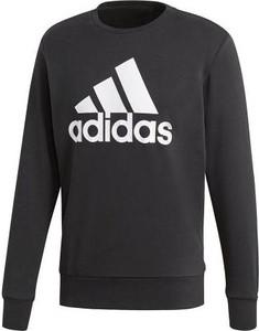 Czarna bluza Adidas w street stylu