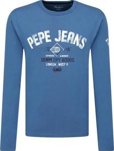 Koszulka z długim rękawem Pepe Jeans