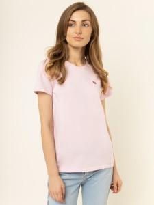T-shirt Levis z krótkim rękawem w stylu casual