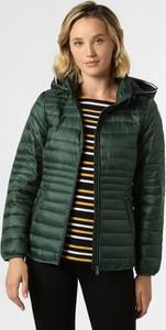 Zielona kurtka Esprit w stylu casual