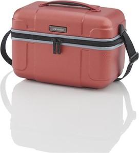 Różowa torebka Travelite