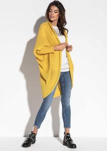 Żółty sweter Fobya
