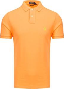 Koszulka polo POLO RALPH LAUREN z tkaniny w stylu casual