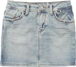 Niebieska spódniczka dziewczęca LTB z jeansu