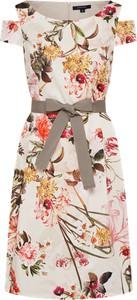 Sukienka comma, z bawełny midi
