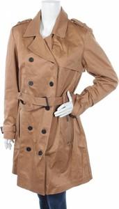 Brązowy płaszcz Ddp