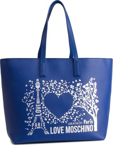 Torebka Love Moschino duża na ramię