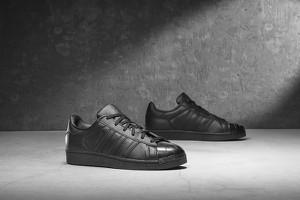 Trampki Adidas sznurowane z płaską podeszwą