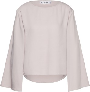Różowa bluzka Ivyrevel z długim rękawem