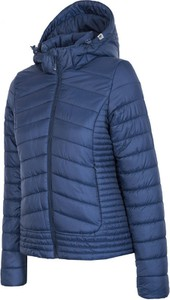 Niebieska kurtka 4F