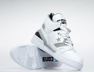Buty Sneakers Converse ERX 260 Mid white/mouse/black (165329C)