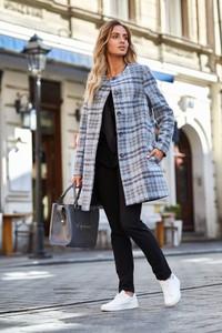 Płaszcz Style z tkaniny