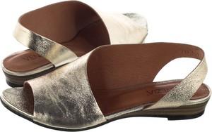 517001c0 złote sandały venezia - stylowo i modnie z Allani