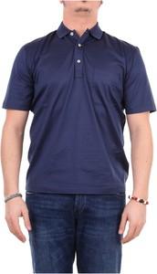 Koszulka polo Gran Sasso w stylu casual