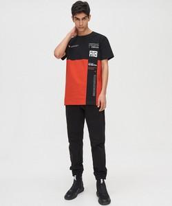 T-shirt Cropp z krótkim rękawem z nadrukiem