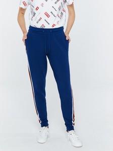 Spodnie sportowe Big Star w sportowym stylu z dresówki