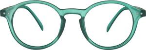 Miętowe okulary damskie Santino