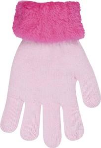 Różowe rękawiczki YoClub